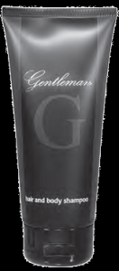 Gentleman gel moussant chev et corps